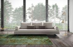 Harmony di Samoa divani: oltre al design, il comfort.