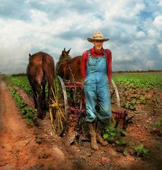 Heart Of America, Fine Art America, Dust Bowl, Colorized Photos, Drawing Poses, Pose Reference, Farm Life, Figure Drawing, Farmers