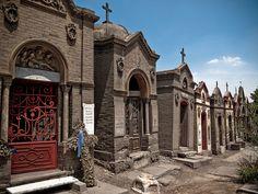 Coptic Cemetery, Old Cairo