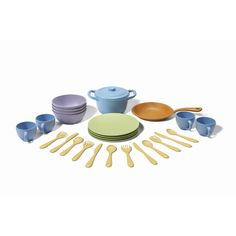 Toys Cookware & Dining Set