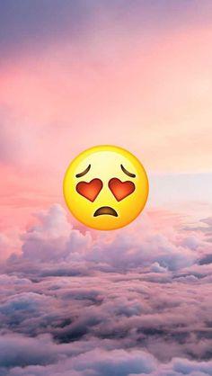Cute Emoji Wallpaper, Cool Wallpaper, Wallpaper Backgrounds, Iphone Wallpaper, Emoji Stories, Cool Emoji, Emoticon, Tweety, Aesthetic Wallpapers