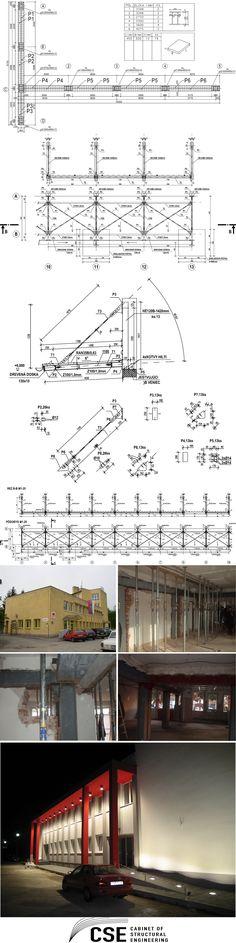 Reconstruction and Modernization of The Administrative Building / Sabah Shawkat