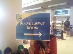 The one spot @Comic_Con we neglected to investigate #maybenexttime #SDCC