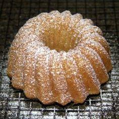 Butter Cake (Air Fried)