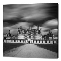 Chambord by Moises Levy Photographic Print on Wrapped Canvas