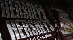 Hershey's, Hershey's Candy, Milk Chocolate, Hershey Co