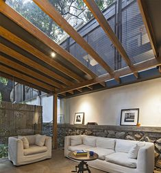 Gallery of Residential Pavilion / Abraham John Architects - 5