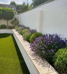 Attractive Backyard Garden Landscaping Design Ideas For Small Garden 39 Back Gardens, Small Gardens, Outdoor Gardens, Modern Gardens, City Gardens, Small City Garden, Narrow Garden, Corner Garden, Dream Garden