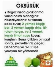 ık, , İçecekler, - picture for you Natural Teething Remedies, Natural Remedies, Negative Effects Of Alcohol, Detox Kur, Flu Remedies, Health Pictures, Fitness Tattoos, Baby Knitting Patterns, Healthy Life