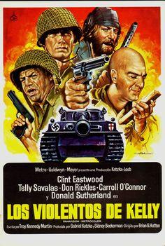 1970 - Los Violentos de Kelly - Kelly's Heroes - tt0065938