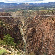 Royal Gorge! #coliving #ColoRADo