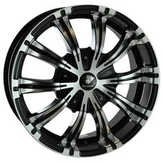 DIAMOND SG12 BLACK POLISHED alloy wheels at…