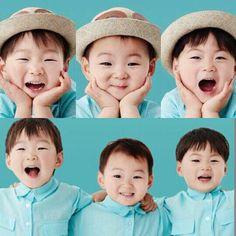daehan, minguk,manse smile :)