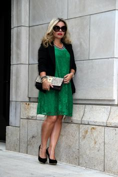 Fashion Friday: Verde Esmeralda | CBBlogers