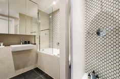 En suite bath and shower room