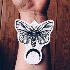 Fresh WTFDotworkTattoo Find Fresh from the Web preparing the moths for tomorrows…