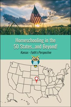 Homeschooling in the 50 States...and Beyond! Kansas - Faith's Perspective