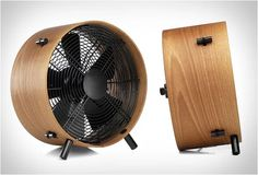 Stadler Form : O001 Otto Wooden Electric Table Fan   Sumally (サマリー)