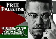 `FREE Palestine!