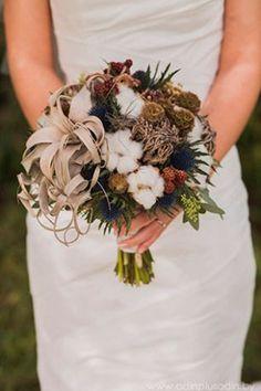 Трогательная свадьба, букет невесты