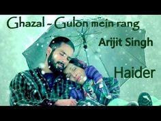 Haider | Gulon mein rang bhare-lyrics | Arijit Singh कफ़स उदास है, यारों सबा से कुछ तो कहो, कहीं तो बहर-ए-ख़ुदा आज ज़िक्र-ए-यार चले, गुलों में रंग भरे बाद-ए-नौबहार चले, चले भी आओ कि गुलशन का कारोबार चले !!