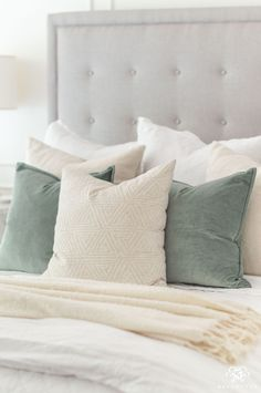 Coordinating the Master Bedroom Sitting Area to the Bedroom | Kelley Nan