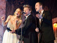 Prince William Joins Bon Jovi, Taylor Swift for 'Livin' on a Prayer' (VIDEO)