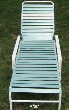 Patio Pool Outdoor Furniture Vinyl String Webbing Replacements