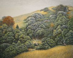 """Coyote Hills"" by Thomas Cory"