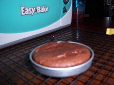 DIY Easy Bake Oven Cake Mix Recipe! We are so trying this tomorrow!!