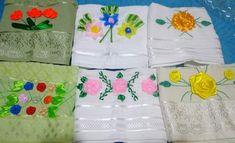 Napkins, Tableware, Satin Flowers, Handmade Crafts, Dinnerware, Towels, Dinner Napkins, Tablewares, Dishes