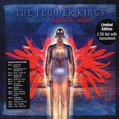 The Flower Kings [Unfold the Future]. 2002.  Artwork : Thomas Ewerhard.