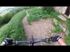 Orbea Occam Downhill . Ermita y Bonete San tirso- Alava - Spain Descenso Hayedo Gopro Hero2 s10 mtb