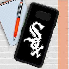 Chicago White Sox Baseball Samsung Galaxy S8 Case Dewantary