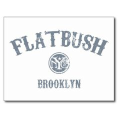 $$$ This is great for          	Flatbush Postcard           	Flatbush Postcard today price drop and special promotion. Get The best buyReview          	Flatbush Postcard Review on the This website by click the button below...Cleck Hot Deals >>> http://www.zazzle.com/flatbush_postcard-239017778948899661?rf=238627982471231924&zbar=1&tc=terrest