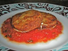 Chef JD's Classic Cuisine: Mozzarella en Carrozza