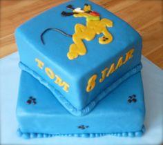 pluto taart Iphone taart | Kindertaarten made by me | Pinterest pluto taart