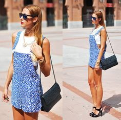Get this look: http://lb.nu/look/5120450  More looks by Andrea Gomez: http://lb.nu/andreagomez  Items in this look:  Motel Rocks Overall