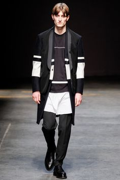 Casely-Hayford Fall 2014 Menswear - Collection - Gallery - Style.com