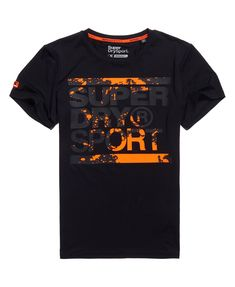 Superdry Training Graphic T-Shirt - Men's T Shirts Shirt Print Design, Tee Shirt Designs, Graphic Shirts, Printed Shirts, Boys T Shirts, Tee Shirts, Shirt Men, 3d Prints, Quality T Shirts