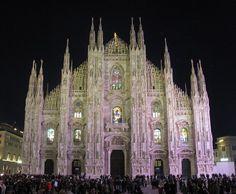 Piazza del Duomo,Milan