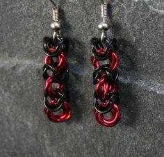 *Diese Ohrringe im orientalischen Muster bestehen aus anodisierten Kupferringen.  Die Ringe sind wunderbar leicht und angenehm im Ohr zu tragen. Se...