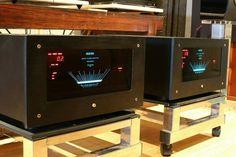 Restek Audio monobloc's
