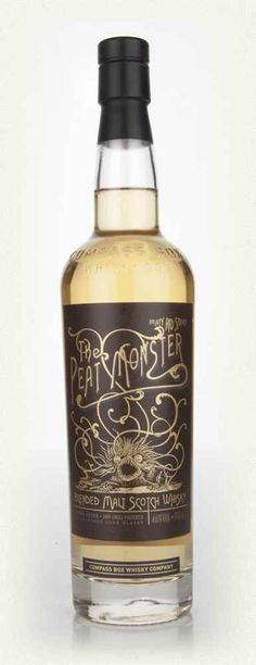 Compass Box The Peat Monster Harsh, peat but overwhelmed by harsh, even with water. Not complex