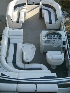 Find This Pin And More On Refinish Boat Interior.