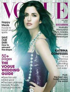 Katrina Kaif. Vogue India November 2009.