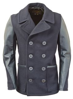 a29cc4967a7f Slim Fit Peacoat DU799 Men s Casual Fashion, Motorcycle Outfit, Well  Dressed Men, Men