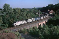 Phoenixville Train Station