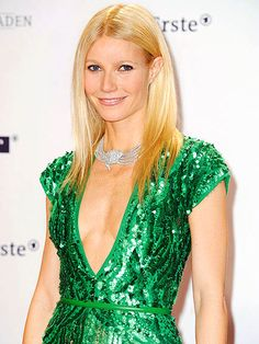 """While the rest of Hollywood dabbles in occasional nips and tucks, this blonde mum of two plans to skip cosmetic procedures in favor of aging naturally. """"I don't like the Botox thing,"""" Paltrow told Harper's Bazaar. """"I'll take my wrinkles."""""""