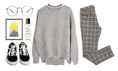 """""""gabby"""" by soym ❤ liked on Polyvore featuring Vans, Wet Seal, Pottery Barn and NARS Cosmetics"""